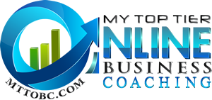 My Top Tier Online Business Coaching